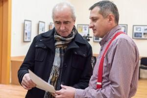 Salto mortale & Populism: в Ужгороді представили роботи з міжнародного конкурсу карикатур