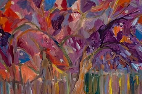 """THE EXHIBITION """"DROPS OF BEAUTY"""" BY YULIIA YEHOROVA-ROHOVA"""