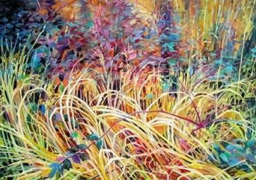 У Виноградівській галереї «Імпасто» відкрилася персональна виставка живопису Анатолія Сакалоша