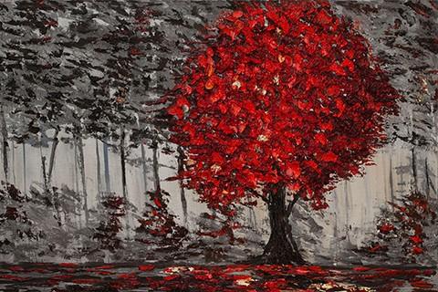 """EXHIBITION OF IRINA TRETIAK """"ART POMEGRANATE"""""""